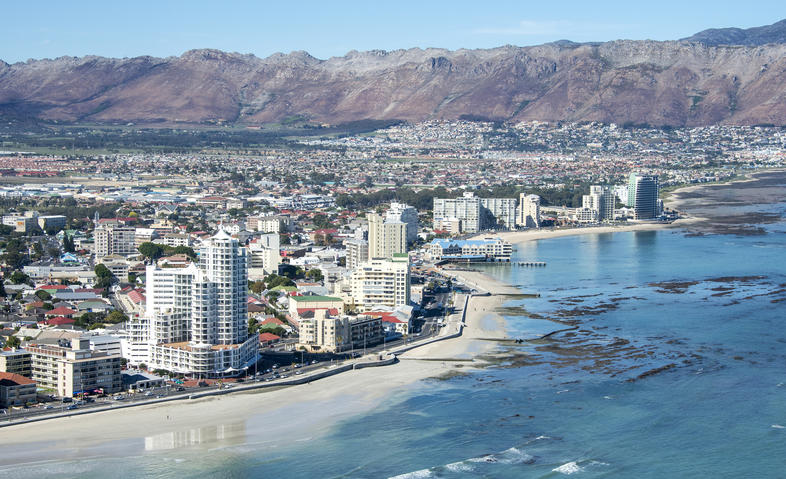 History of The Strand - Cape Town Suburbs