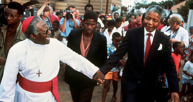 Nelson Mandela biểu tượng hòa bình, hòa giải dân tộc